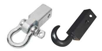 D-Rings & Tow Hooks