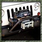 Crawler Front Bumper