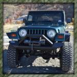 Jeep TJ Front Bumper