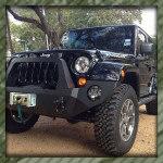 Rigid Front Bumper