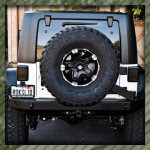 Rigid Rear Bumper